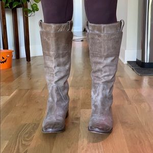 Frye Tall Paige Riding Boot